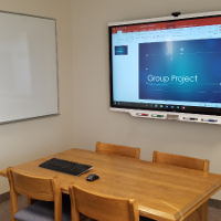 Group study with SMART Board