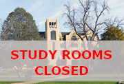 O'Shaughnessy-Frey Library (St. Paul) Study Rooms Currently Closed